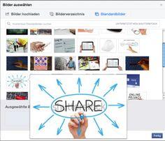 Facebook Ads – jetzt mit kostenlosem Stockmaterial möglich