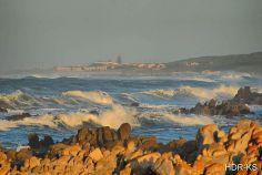 A view of Schoenmakerskop near Port Elizabeth, South Africa.