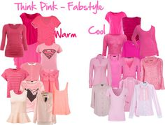 Think Pink - Fabruary Style Challenge #Fabstyle @ImogenLamport