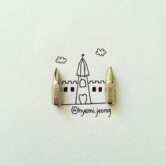 The adorable creations of Hyemi Jeong hyemi-jeong-illustration-24