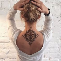 back tattoos for women (175)