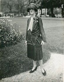 vintage everyday: 1920s French Fashion