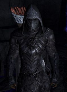 Nightingale Armor. Nice, but I switch back to my daedric as soon as I can after the deal with Noctural is done :)