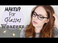 Smoky Evening Makeup For Glasses Wearers! ad | Tanya Burr - YouTube