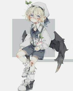 Pin on Anime / Manga / Art Anime Child, Anime Art Girl, Kawaii Drawings, Cute Drawings, Cute Anime Character, Character Art, Persona Anime, Anime Lindo, Estilo Anime