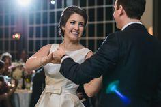 66 Happy Bride during first dance in kleinburg.jpg