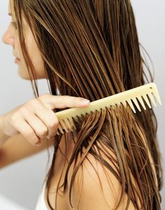 """If you wash your hair every day, you're removing the sebum,"" explains Michelle Hanjani, a dermatologist at Columbia University. ""Then the oil glands compensate by producing more oil,"""