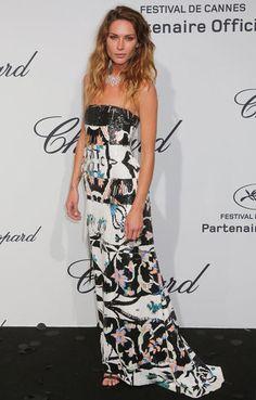 Cannes Film Festival 2012   Erin Wasson