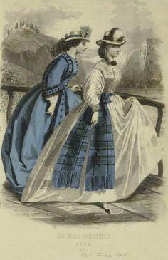 June, 1864 - Peterson's Magazine