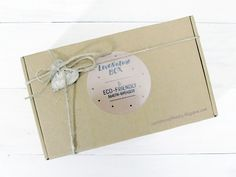 A piece of beauty: Эко-коробочка красоты Love Nature Box ECO friendly...