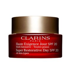 $124 BUY NOW If you're looking to make an investment in skincare, this brilliant blend from Clarins might be worth your buck. Its intense SPF formula features the brand's signature Harungana Leaf extract to prevent aging and hydrate skin for a luxurious look after every use.