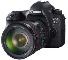 CANON 6D + objetivo EF 24-105 mm IS - Cámara de fotos digital + Batería de litio compatible LP-E6 B00GC1YX7W - http://www.comprartabletas.es/canon-6d-objetivo-ef-24-105-mm-is-camara-de-fotos-digital-bateria-de-litio-compatible-lp-e6-b00gc1yx7w.html