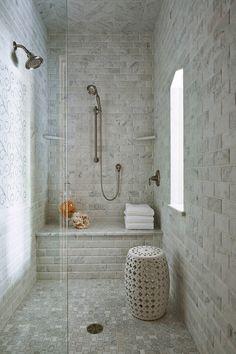 Shower Corner Shelf, Window In Shower, Shower Shelves, Room Window, Window Glass, Glass Doors, Shower Floor Tile, Shower Tub, Shower Heads