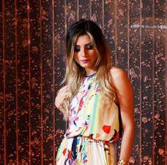 A blogueira @gabymalato foi maquiada pelo Beauty Team da NYX Belém para um editorial do Ateliê da Blogueira que rolou na Casa Cor Pará na ultima semana