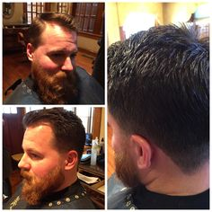 A low fade beard blend by Bobbi Groves at IN THE VILLAGE SALON AND SPA MULLICA HILL NJ  856-223-1774