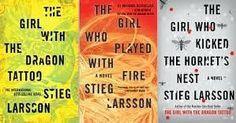 The Millenium Trilogy by Stieg Larsson