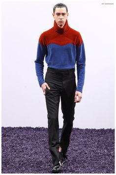 JW Anderson Fall/Winter 2015: London Collections