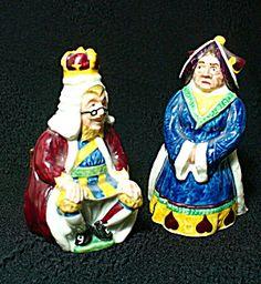 Beswick Alice Series King & Queen Of Hearts