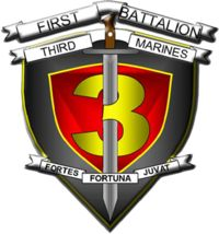 "1st Battalion 3rd Marines, Marine Corps Base Hawaii, ""Lava Dogs"""