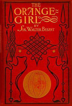Besant--Orange Girl--Dodd Mead, 1901
