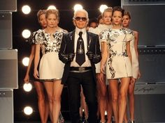 7 Style Tips from Karl Lagerfeld