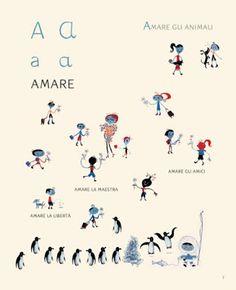 """Direttamente dalle novità della fiera del libro per ragazzi di Bologna: """"Dire Fare Ballare. L'abbecedario che fa giocare le parole"""", Kaufman, Franco, Bianki, @Giralangolo 2016.  Un abbecedario speciale. Qui le lettere dell'alfabeto non si limitano a indicare le cose, bensì sono pronte ad esplodere in azioni, situazioni, stati d'animo, storie di vita e di umanità. #direfareballare #letture03 #bolognachildrensbookfair…"""