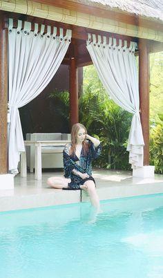 Bali // Ananasraaste Outdoor Furniture, Outdoor Decor, Hammock, Bali, Travelling, Inspiration, Home Decor, Biblical Inspiration, Decoration Home
