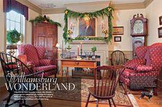 Country Sampler Home Tour | Williamsburg Wonderland