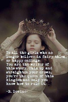 Fairy tales....