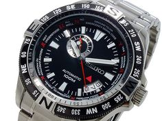 Seiko Superior Automatic Men& Watch - In Stock, Free Next Day Delivery, Our Price: Buy Online Now! Seiko 5 Sports, Seiko Men, Seiko Watches, Watches For Men, Delivery, Stuff To Buy, Accessories, Free, Clocks