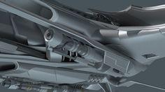 Blade Concept Art