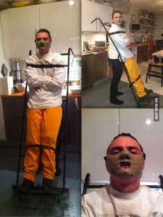 Kelli's 30th Birthday Party: Hannibal Lecter-Silence of the Lambs