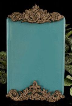 Drake Design Turquoise Memo Board $23.80