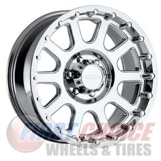 Pro Comp Alloy Wheels Part - Series 6032 - Chrome Alloy Wheel 20 Wheels, Truck Wheels, Chrome Wheels, Steel Wheels, Jeep Winch, Winch Accessories, 4x4 Parts, Pro Comp, Winter Tyres