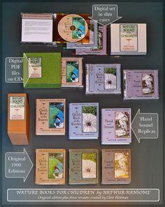 Arthur Ransome's Nature Books for Children in PDF