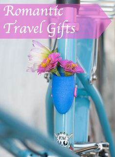 A collection of romantic gift ideas for the travel lover in your life. All are found on Etsy and with almost half of the gifts under $30 they won't bust the holiday budget.