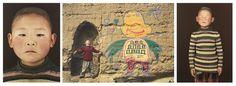 「野想」黃羊川計畫 周慶輝 攝影 150x420x4cm