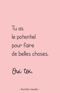 Small words of encouragement – # 11 {pastel} – ⇥ Aurelia Visuals ⇤ Source of … The Words, Small Words, Positive Quotes For Life Happiness, Positive Quotes For Women, French Words, French Quotes, French Sayings, Happy Quotes, Life Quotes