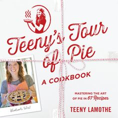 You can enter for a chance to #win @teenypies book + kitchen essentials from @oxo!  http://www.workman.com/ecookbook-club/day-1-10-days-of-sweepstakes/