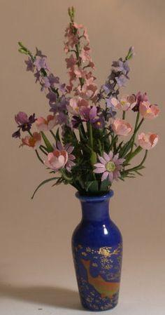 Flower Arrangement #519 by Christine Dell'Anna
