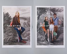 Complete rebranding of the up-and-coming Red by Wolves shoe label, including a brochure showcasing new season and classic shoes. Building on the brand's established reputation for quality, tradition and classic English styling, the brochure images set the…