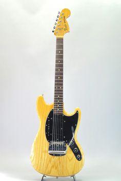 Fender[フェンダー] 1978 Mustang|詳細写真
