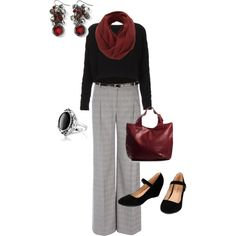 """""""business casual"""" by vero-nica-1 on Polyvore"""