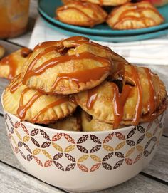 Salted Caramel Apple Pie Cookies Recipe - RecipeChart.com