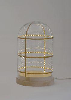 """Lampe """"Petit Théâtre"""" Francois Azambourg"""