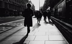 "Ian Brumpton Photography ""London Light"" London Shadows  (Light and Shade)"