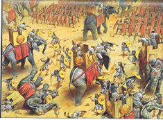 hannibal's elephants - Google Search