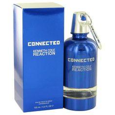 KENNETH COLE REACTION CONNECTED By Kenneth Cole EAU DE TIOLETTE Spray 4.2 oz for Men