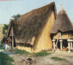 Celtic Oppidum - House