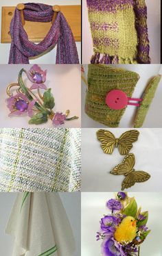 Spring Garden by aclhandweaver